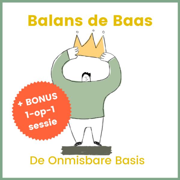 Balans de Baas - Nicole Hermans Coaching